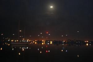 Boot Key Harbor - Marathon Mooring Field Skyline